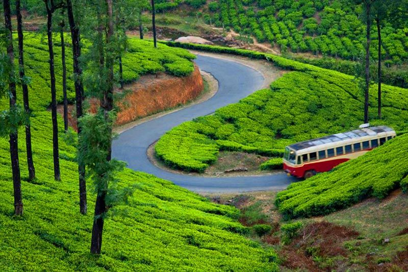 CHENNAI TO OOTY