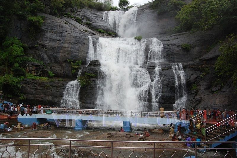 CHENNAI TO COURTALLAM